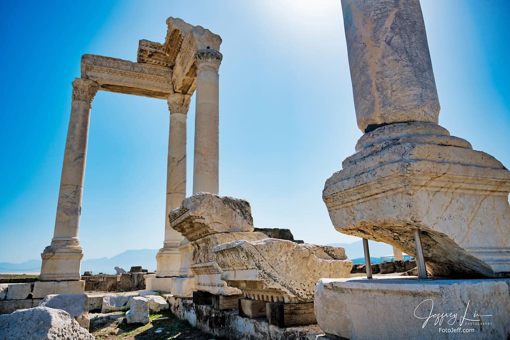 11. Archaeological Site of 7,500 Years Old Laodicea, the Last Church of Revelation