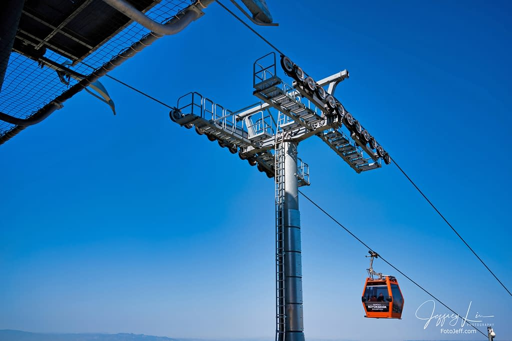 14. Denizli Teleferik – Cable Car