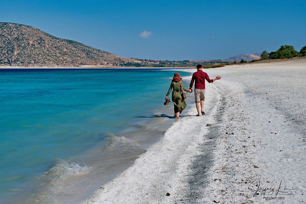18. An Opportunity to Shoot a Couple at Ephesus Beach