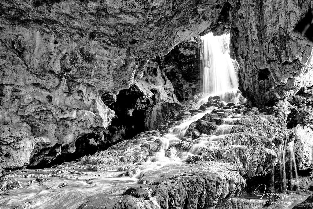 20. Travertines Inside Kaklik Cave in Denizli