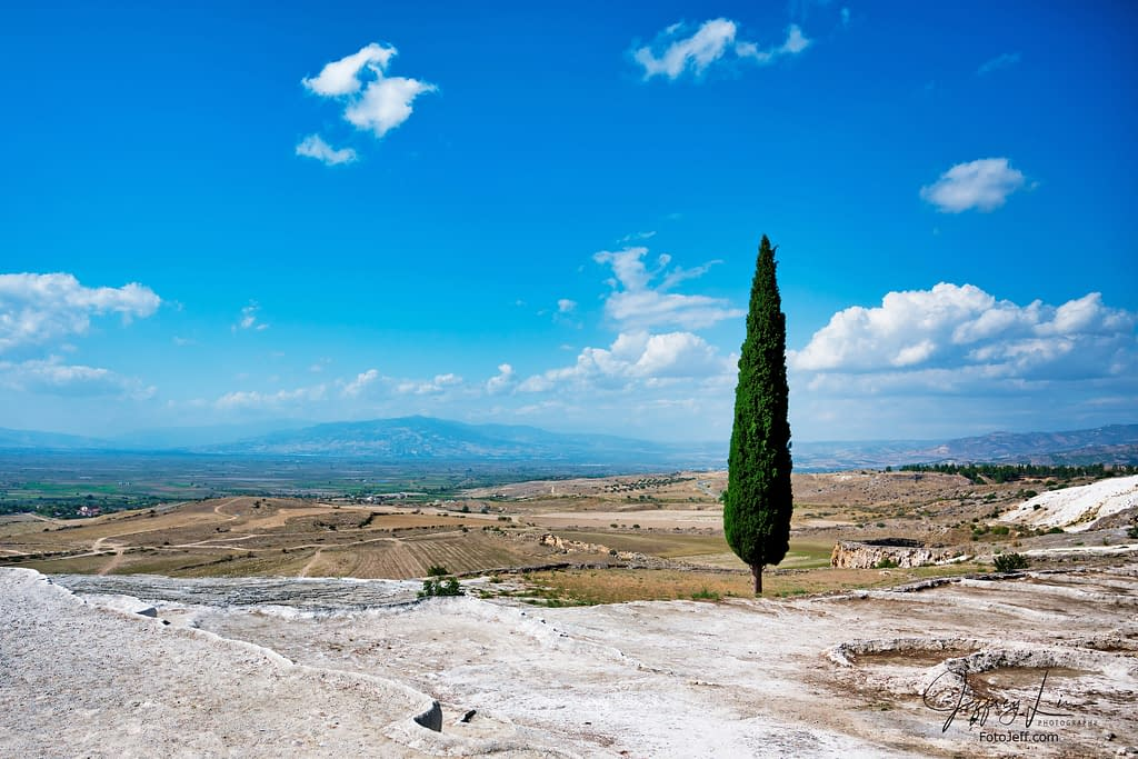 39. Panoramic Views of Pamukkale