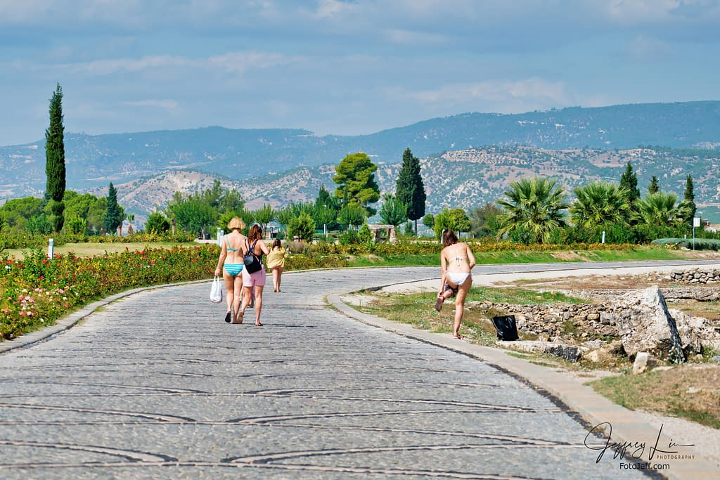41. The Path to the Ruins of Hieropolis