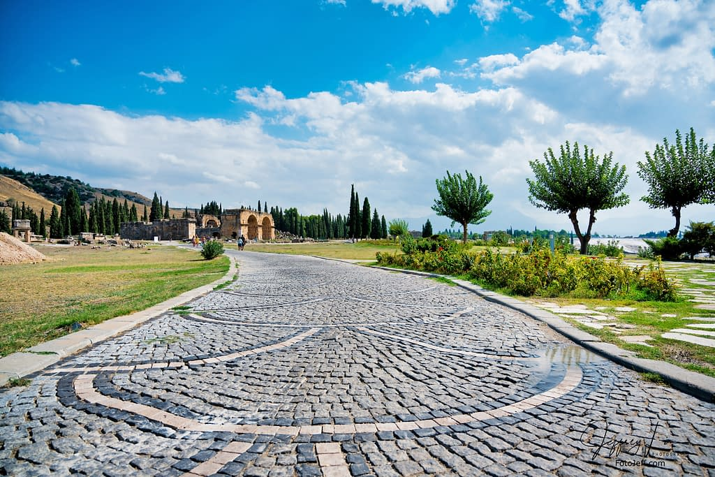 42. The Path to the Ruins of Hieropolis