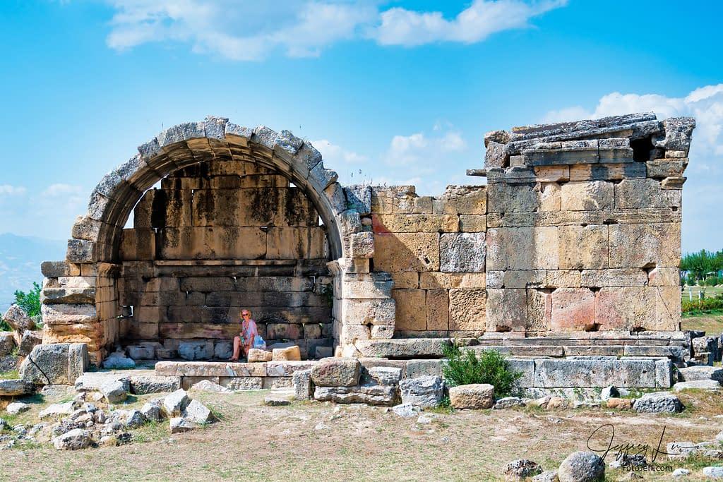 47. The Ruins of Hieropolis