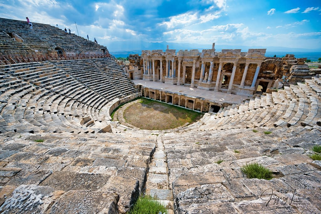 51. The Theatre of Hieropolis