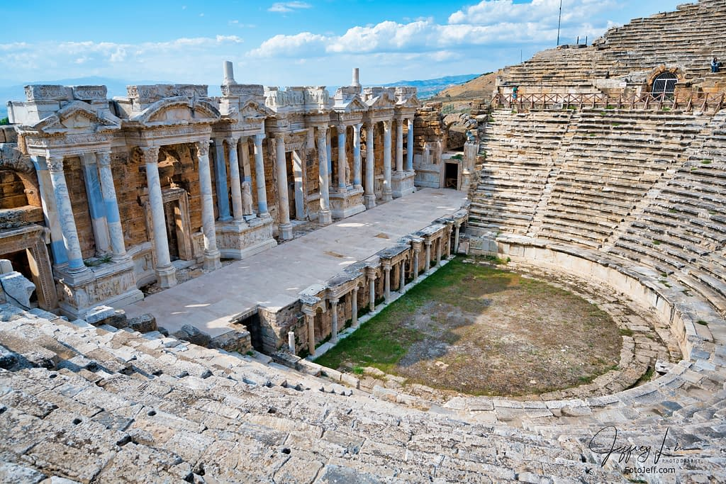 52. The Theatre of Hieropolis