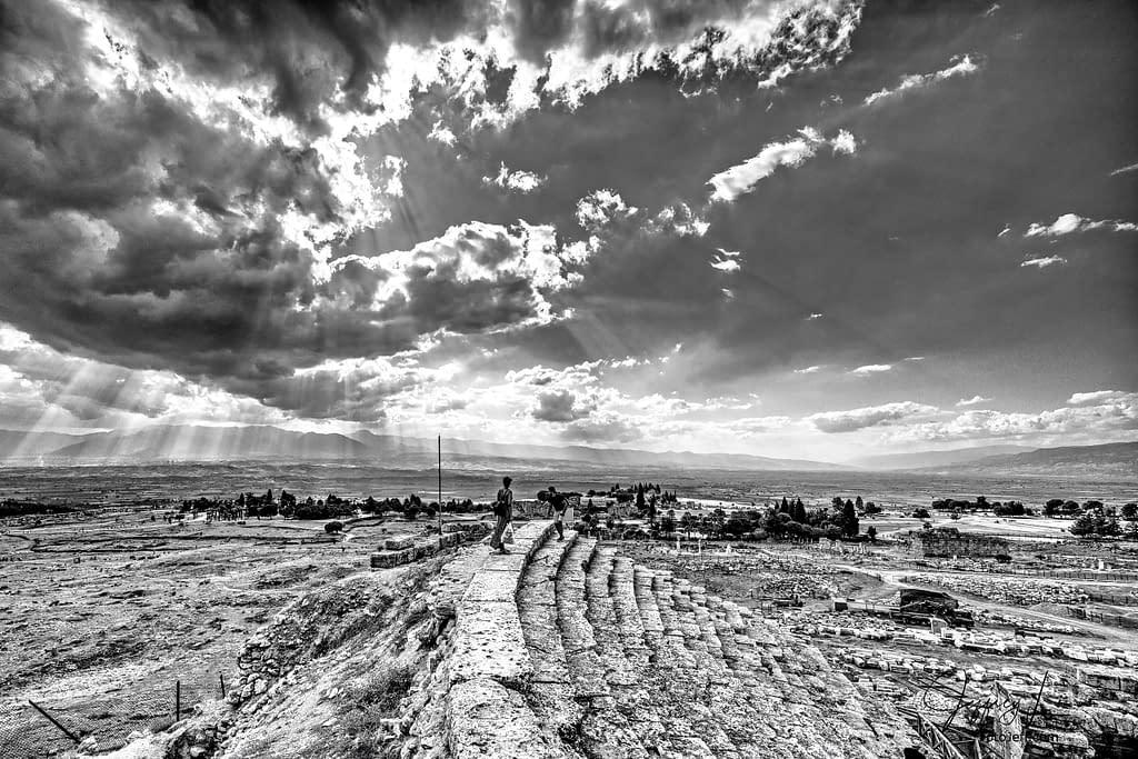 54. Panoramic Views of Pamukkale
