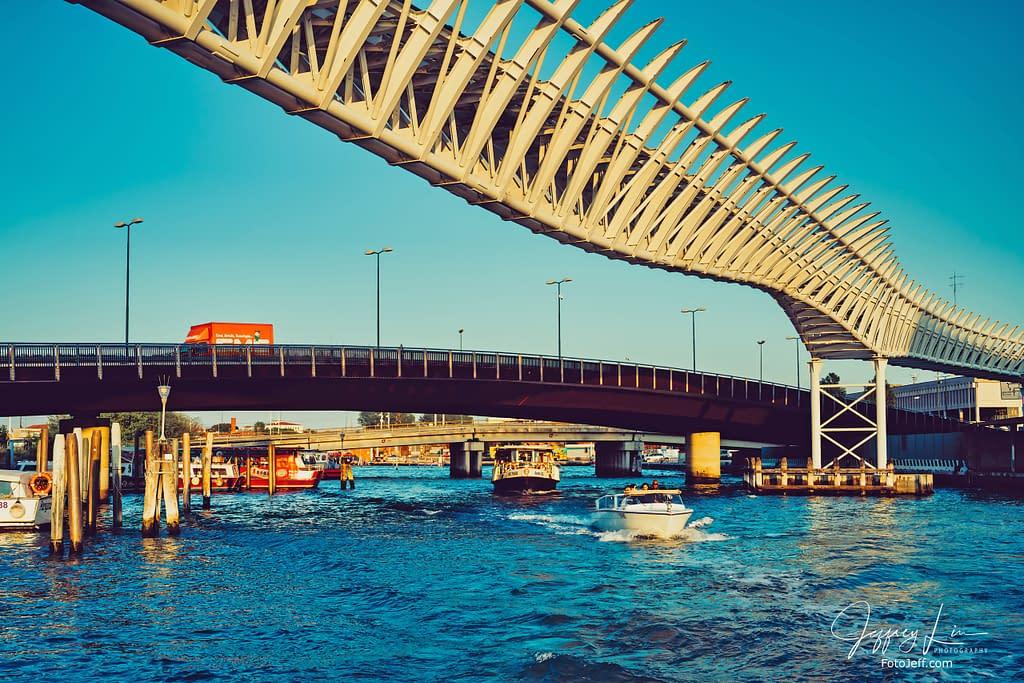 2. A Fascinating Bridge in Venice