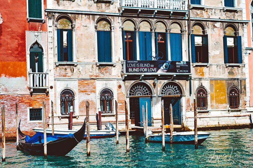 100. Venice Exhibition Space (Palazzo Tiepolo Passi)