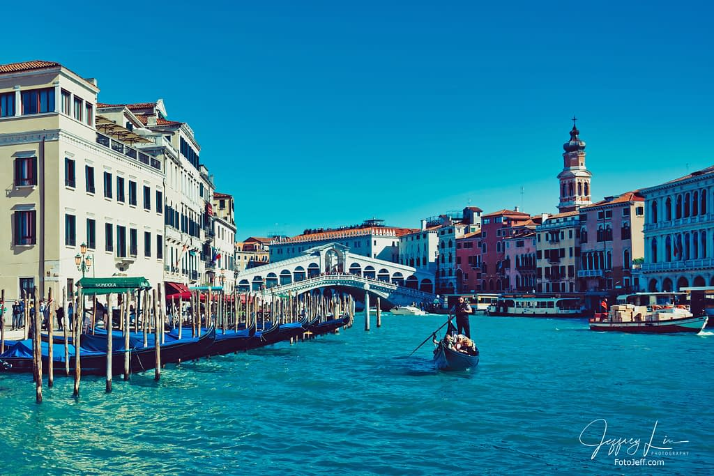 103. Magnificent View of the Grand Canal