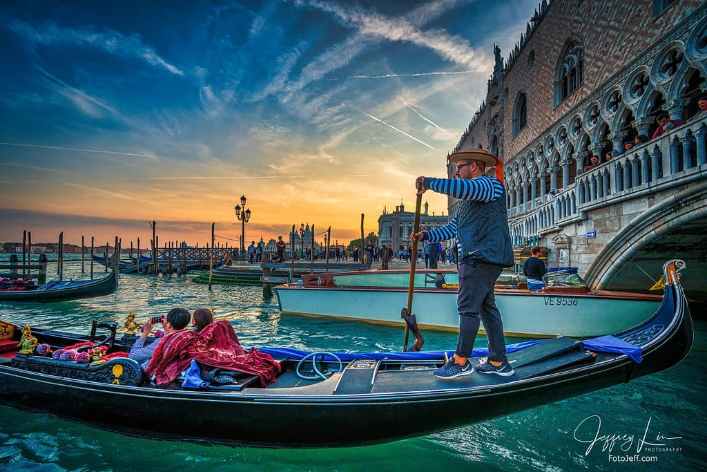 104. Best Spot for Sunset Watching in Venice!