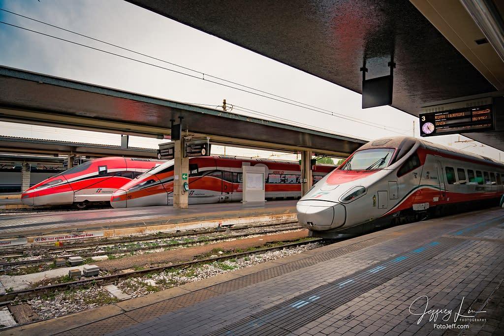 16. Venezia Santa Lucia Train Station