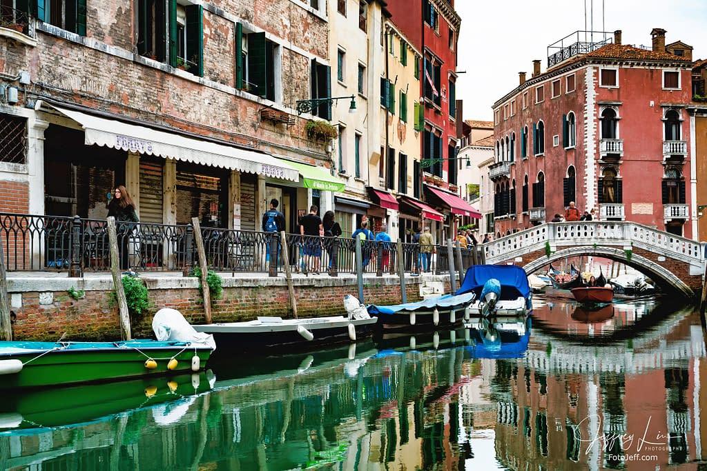 27. Beautiful Venice Canal