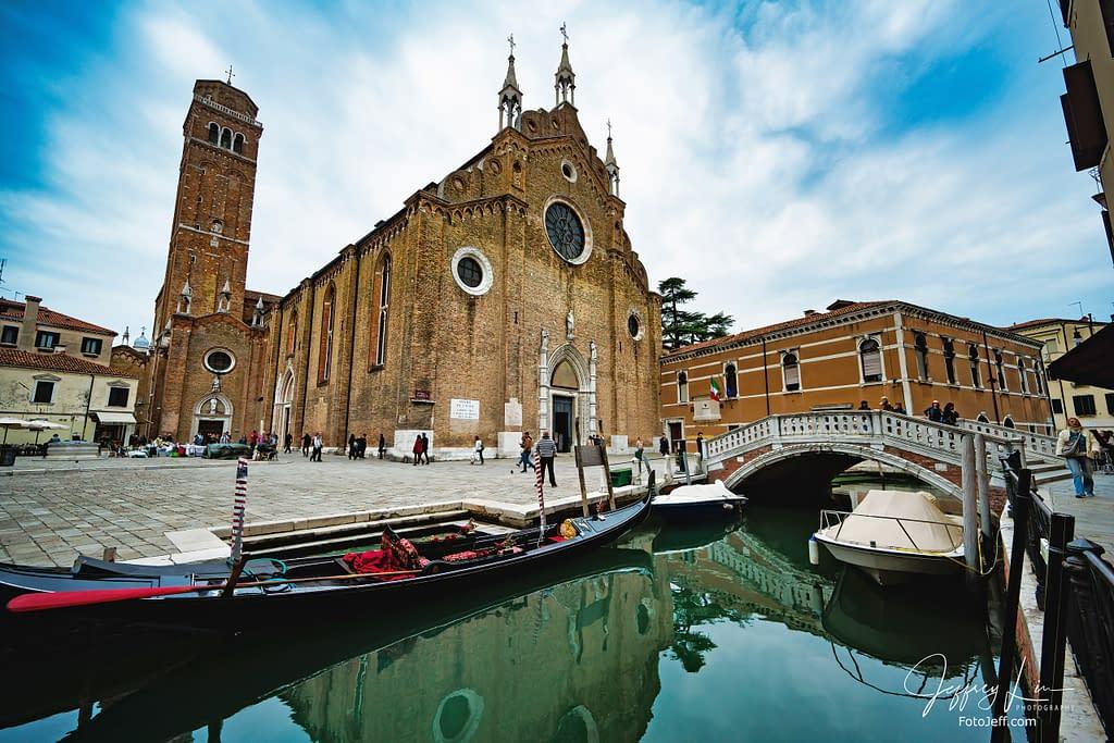 28. Basilica di Santa Maria Gloriosa dei Frari