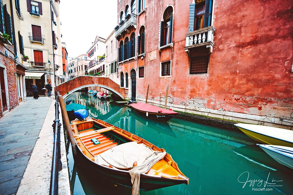 29. Beautiful Venice Canal