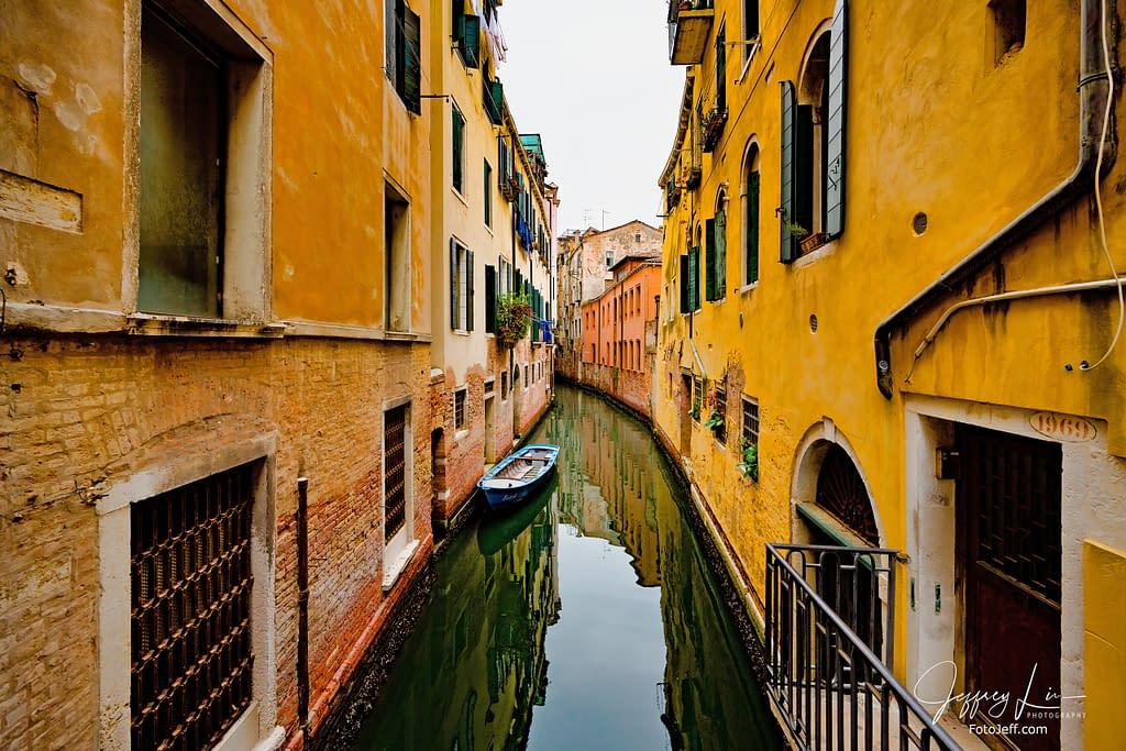 30. Beautiful Venice Canal