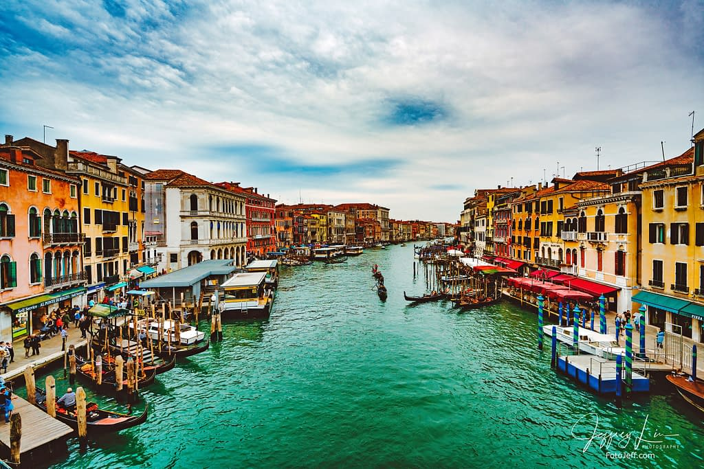31. Magnificent View of the Grand Canal