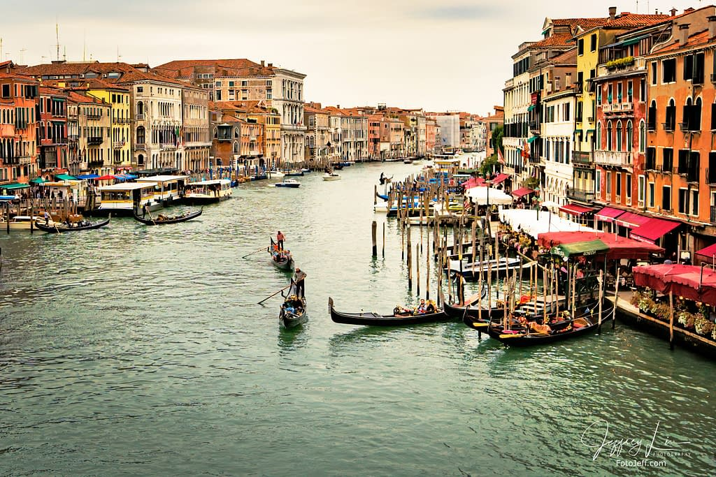 32. Magnificent View of the Grand Canal