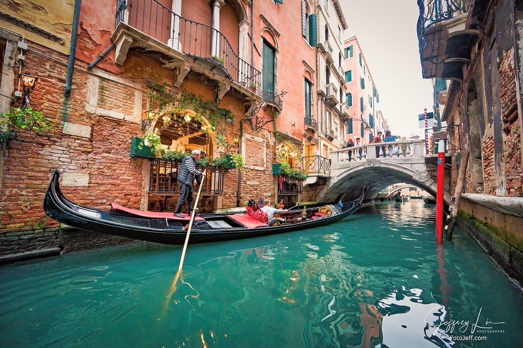 34. Beautiful Venice Canal