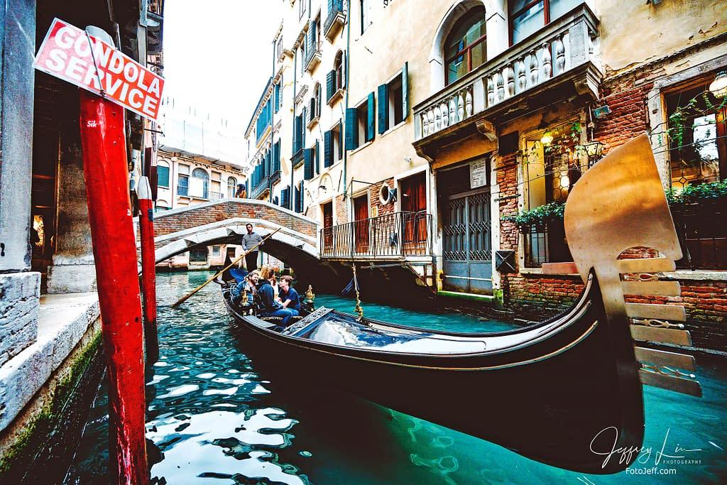 35. Gondola, the Symbol of Venice