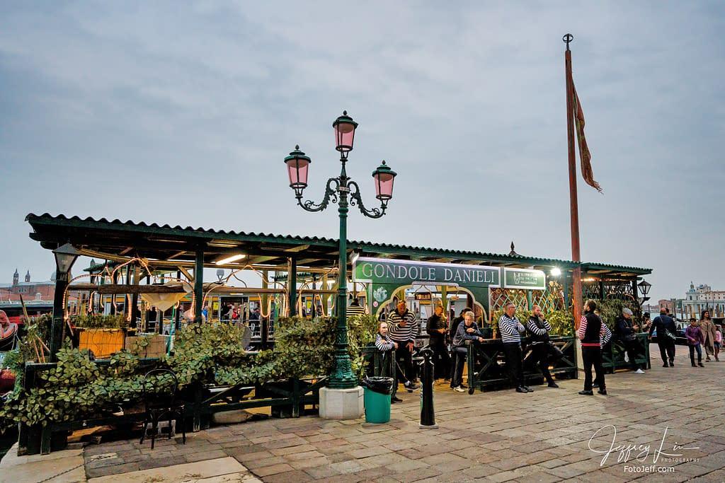 48. Danieli Gondola Station (Gondole Danieli)