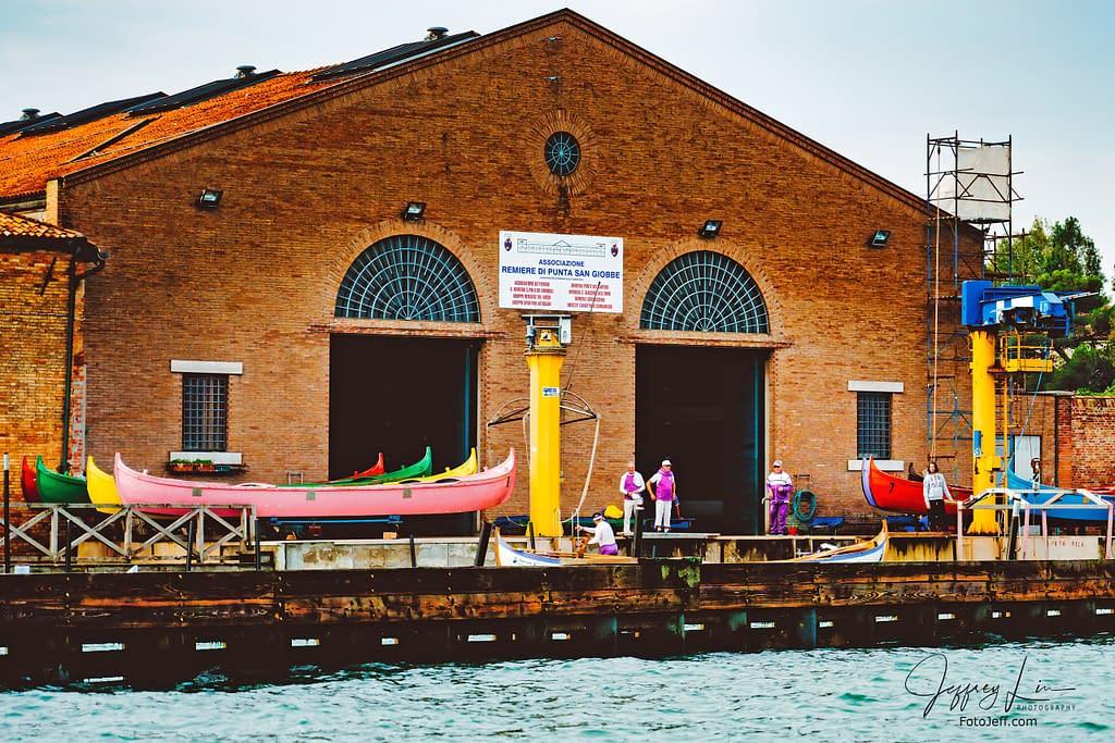 53. Venetian Rowing Association (Associazione Remiera Di Punta San Giobbe)