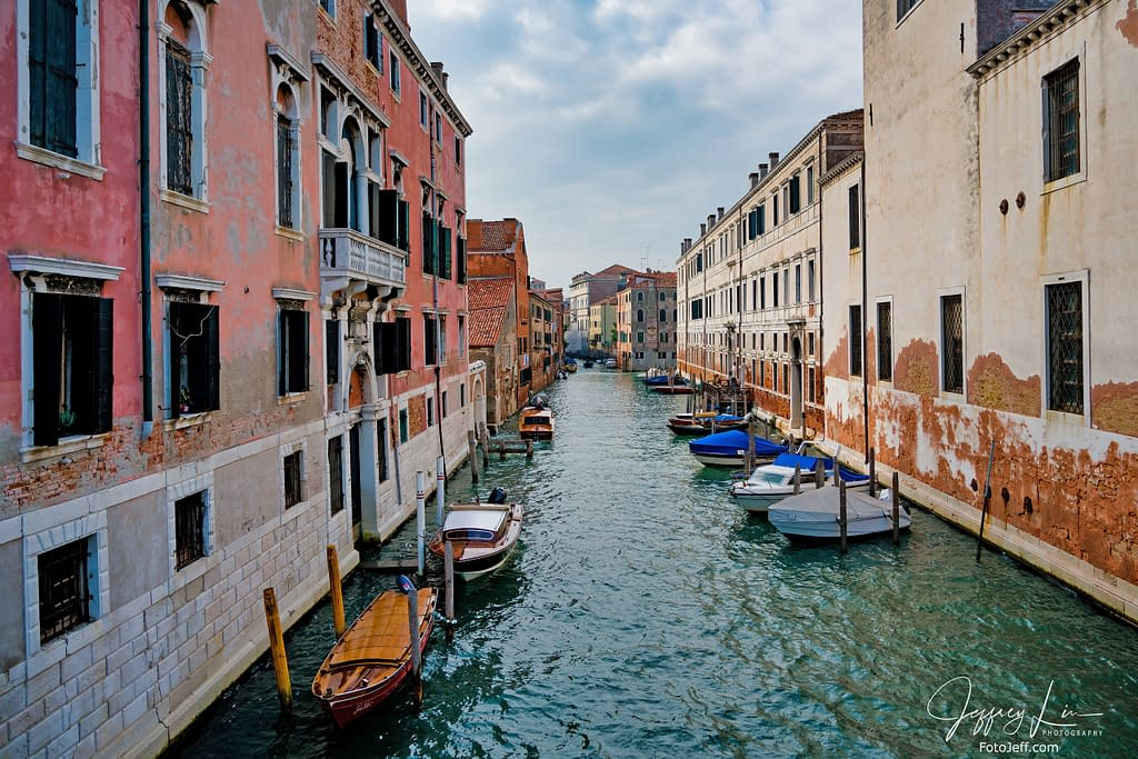 57. Beautiful Venice Canal