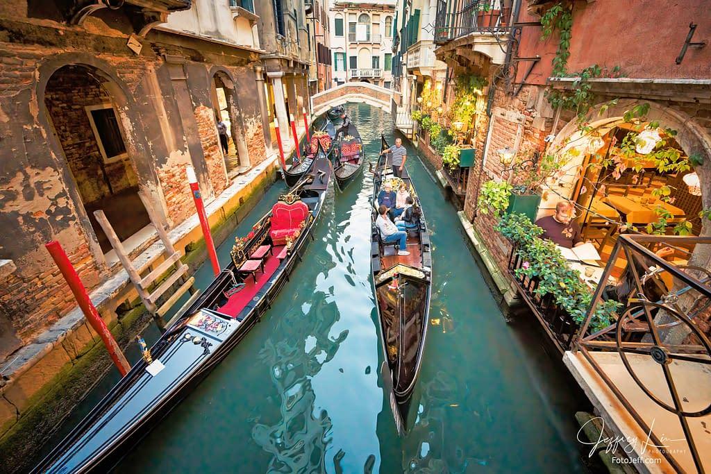 67. Beautiful Venice Canal