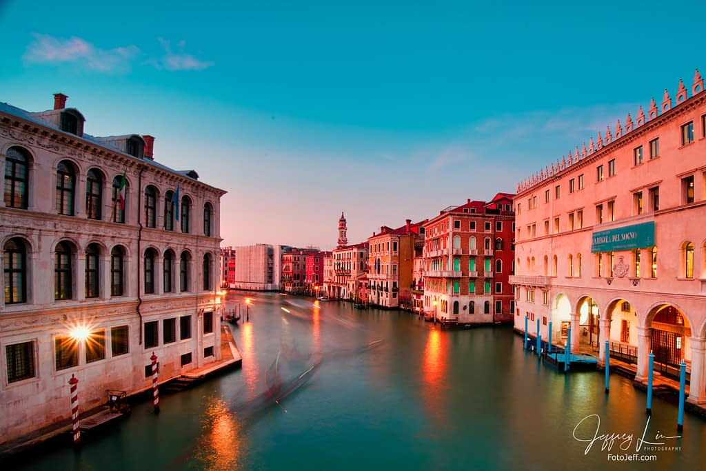 76. Magnificent View of the Grand Canal