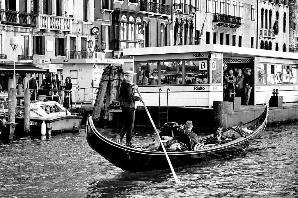 87. Gondola Oarsman (Gondolier)