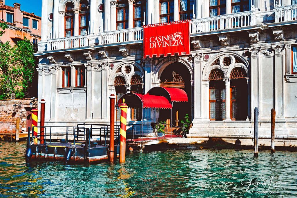 91. Casino di Venezia - the Oldest Casino in the World