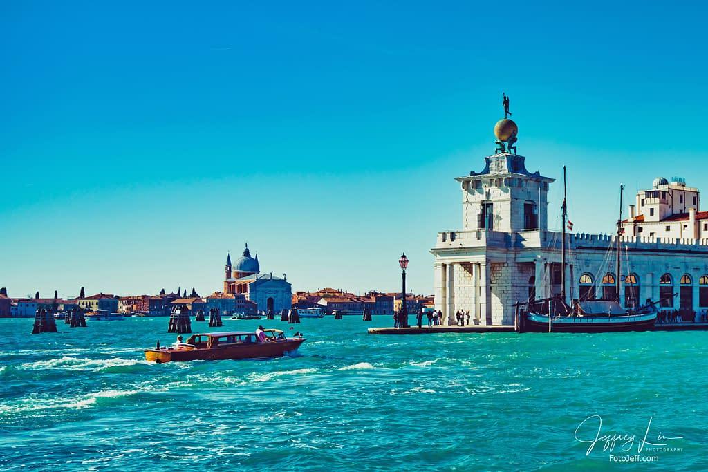 95. Dogana di Mare and St. Mark's Basin