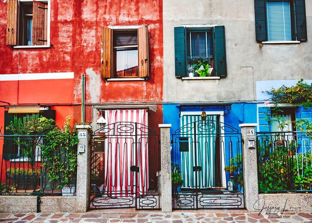 9. The Colourful Island of Burano