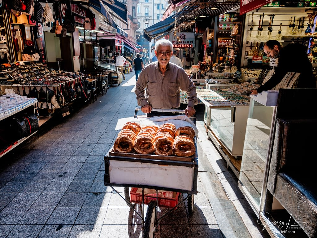 9. Turkish Simit