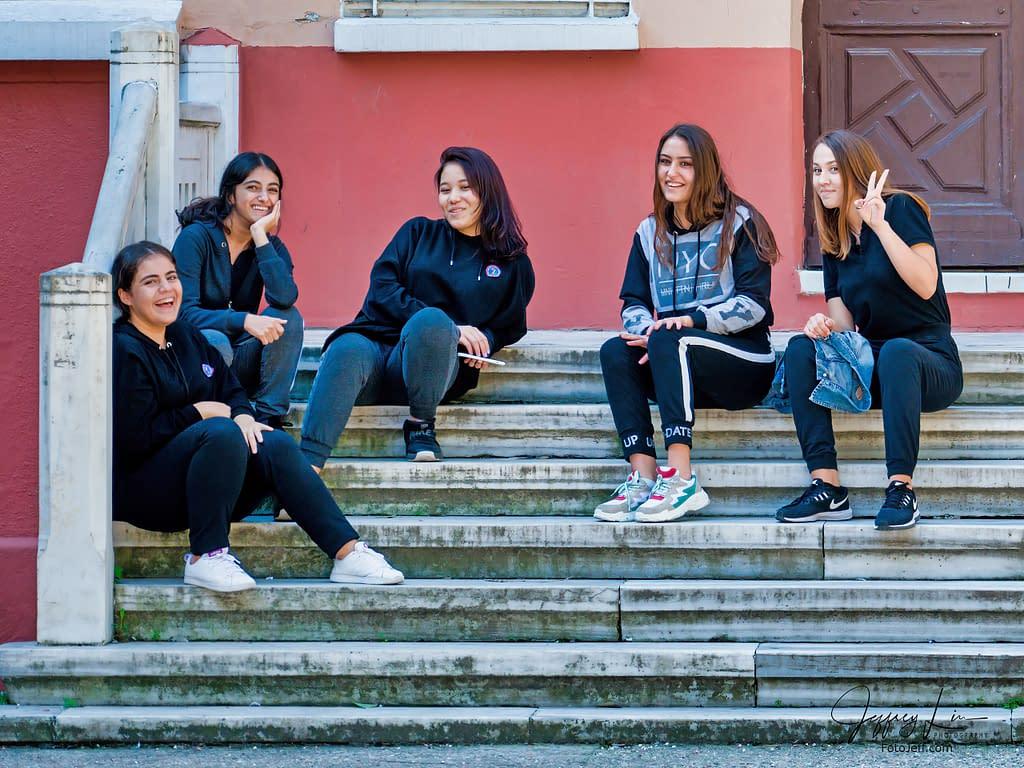 100. Girls of Sultanahmet Suphi Paşa Mesleki ve Teknik Anadolu Lisesi