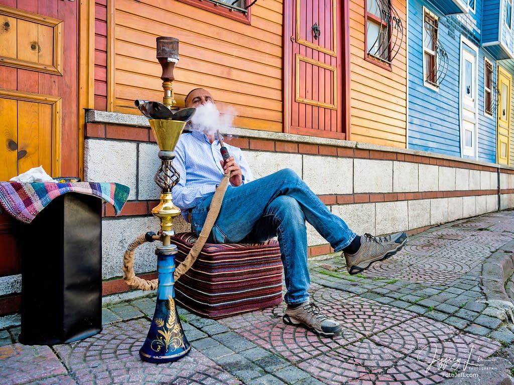 102. Shisha Smoking