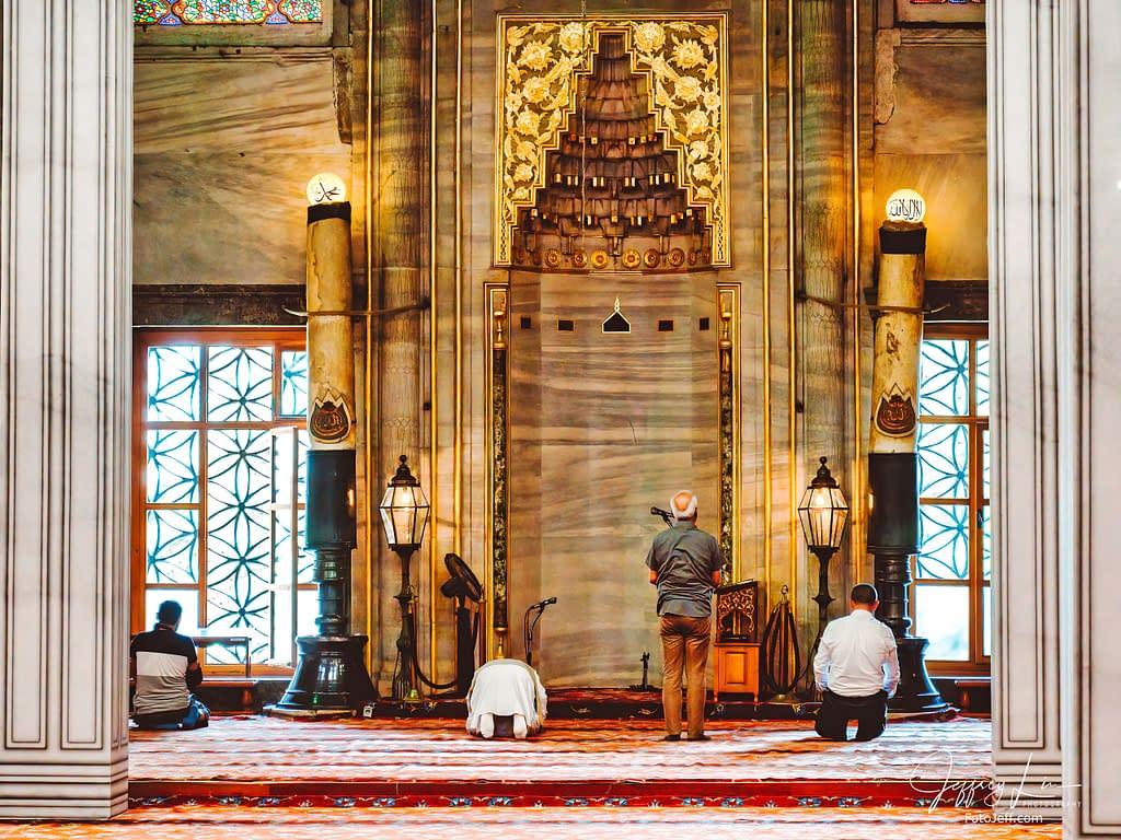 105. Blue Mosque