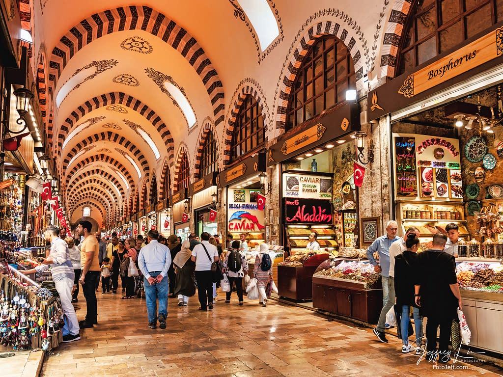35. Mısır Çarşısı, the Spice Market
