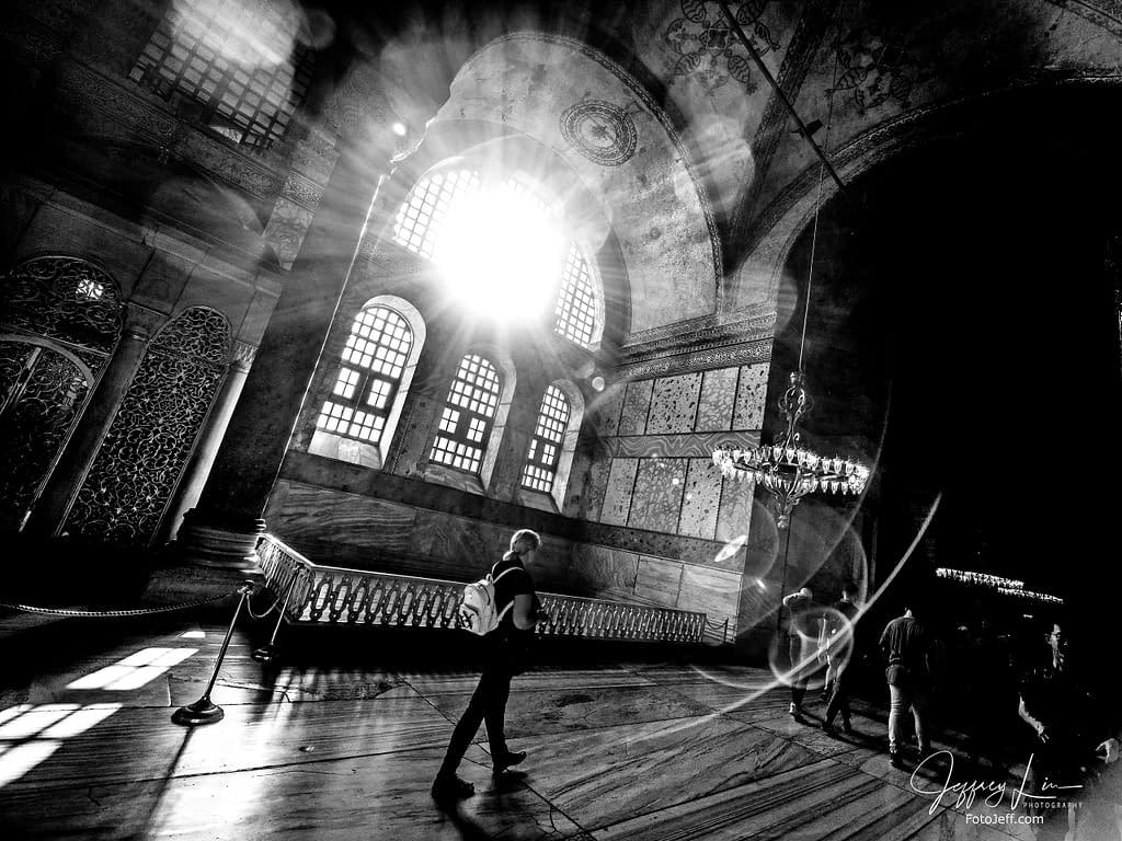 83. Hagia Sophia Interior