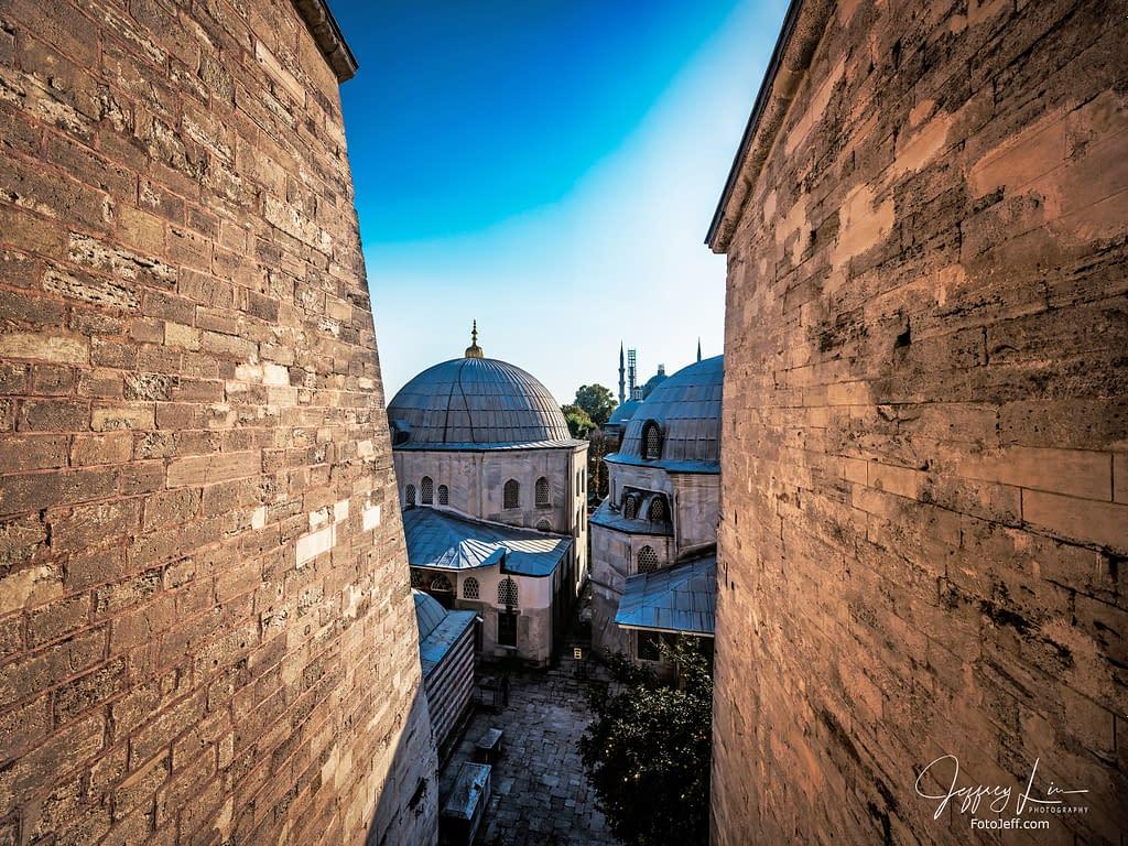 87. Dome of Hagia Sophia