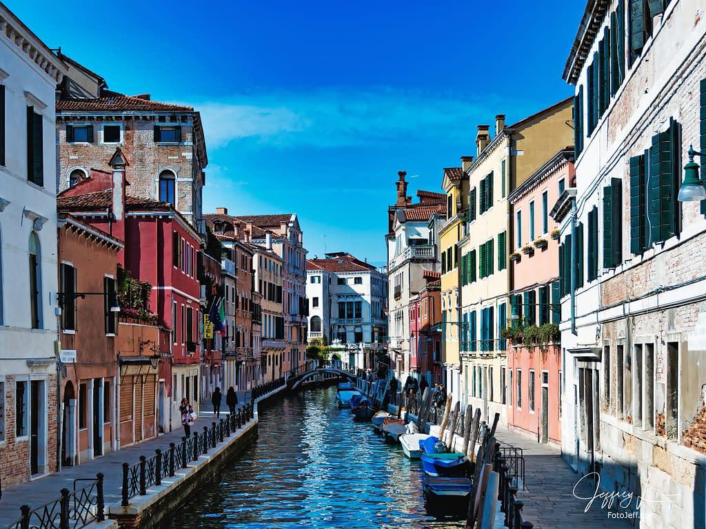 26. Beautiful Venice Canal
