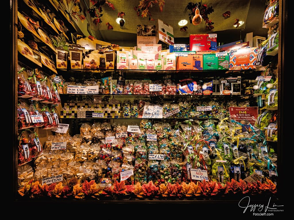 74. Venetian Gift Shop