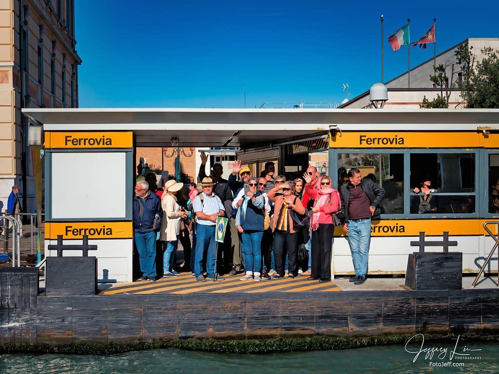 81. Ride a Vaporetto Through the Grand Canal