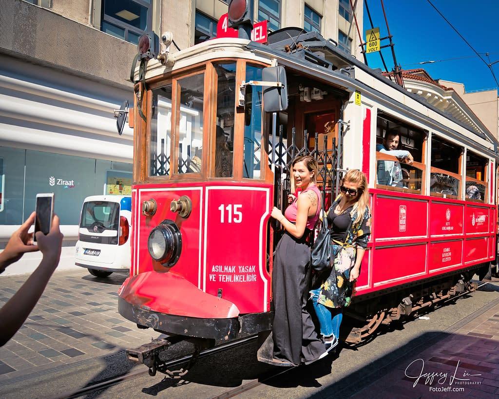 19. Istanbul Nostalgic Tram