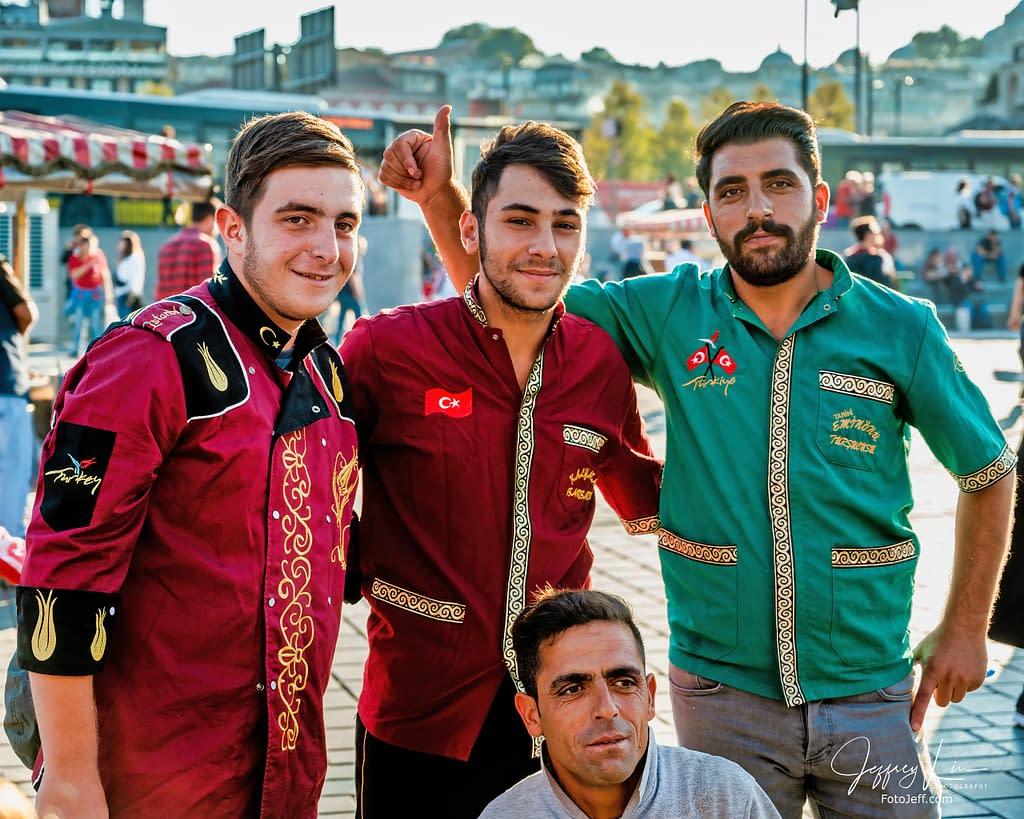 52. Friendly Waiters of Kalyata-i Barbaros