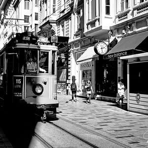 2. Istanbul Nostalgic Tram