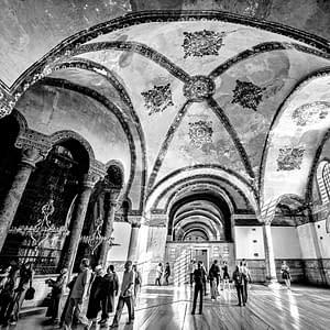 3. Hagia Sophia Interior
