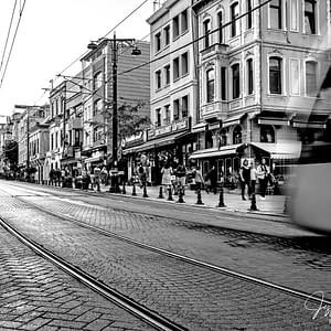 4. Tram to Hagia Sophia