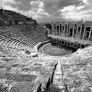 11. The Theatre of Hieropolis