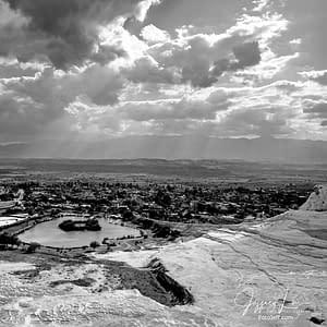 12. Panoramic Views of Pamukkale